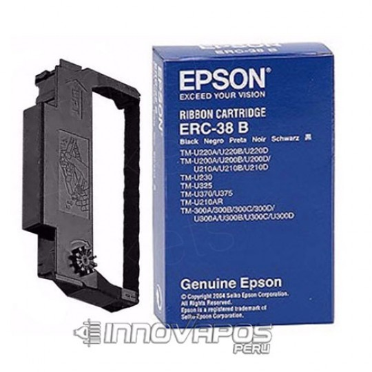 CINTA EPSON ERC 38-B